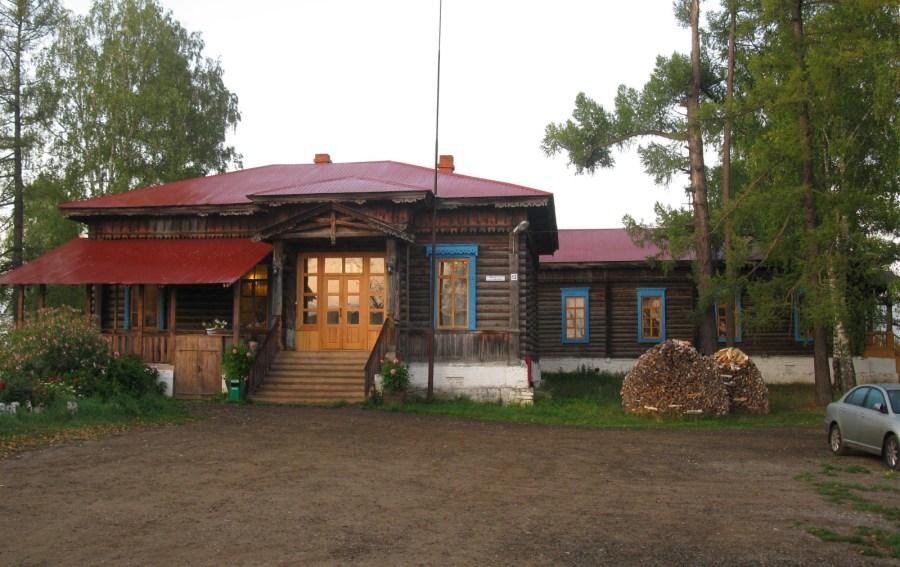Турбаза Тенгри