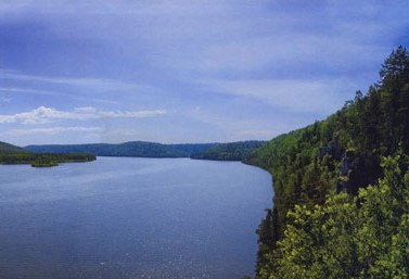 павловское водохранилище фото